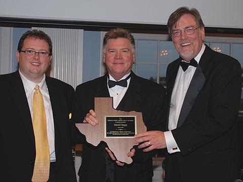 Chris Binion, David Sapp and Randy Wills