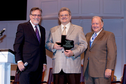 Randy Wills, Jack Davis, and Larry Scott
